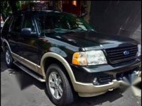 Black Ford Explorer 2005 for sale in Biñan