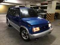 Blue Suzuki Vitara 1997 for sale in Mandaluyong City