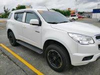 White Chevrolet Trailblazer 2015 for sale in Caloocan