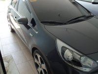 Sell Black 2013 Kia Rio in Cebu