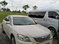 White Toyota Camry 2007 for sale in Cavite