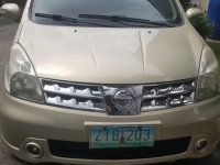 Selling Silver Nissan Grand Livina 2008 in Manila