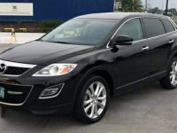 Black Mazda Cx-9 2012 for sale in Manila