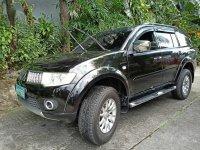 Sell Black 2010 Mitsubishi Montero Sport in Rizal