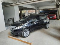 Sell Black 2013 Ford Fiesta in Manila