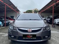 Sell Grey 2009 Honda Civic in Quezon City