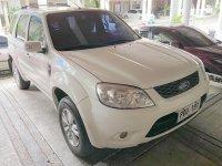 White Ford Escape 2011 for sale in Manila