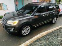 Sell Grey 2017 Ford Explorer in Makati