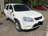 Pearl White Ford Escape 2012 for sale in Cebu
