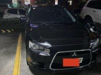 Selling Black Mitsubishi Lancer 2012 in Manila