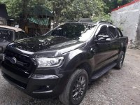 Sell Black 2017 Ford Ranger in Apalit