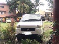 White Suzuki APV 2013 for sale in Cebu City