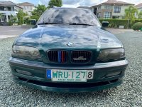 Selling Green BMW 318I 2000 in Quezon City