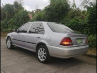 Silver Honda City 2002 for sale in Lipa
