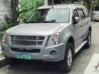 Silver Isuzu Alterra 2008 for sale in Makati City