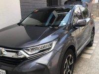 Black Honda Cr-V 2019 for sale in Quezon City