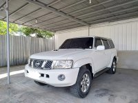 White Nissan Patrol Super Safari 2008 for sale in Davao City