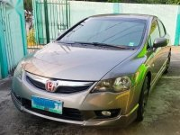 Silver Honda Civic 2009 for sale in Limay City