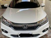 Pearl White Honda City 2019 for sale in Las Piñas