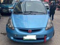 Blue Honda Fit 2003 for sale in Manila
