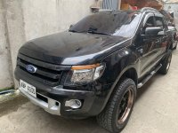 Black Ford Ranger 2015 for sale in Makati City