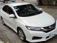 Selling Pearl White Honda City 2015 in Manila