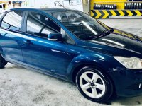 Blue Ford Focus 2011 for sale in Manila