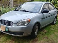 Silver Hyundai Accent 2004 for sale in Makati
