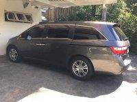 Grey Honda Odyssey 2013 for sale in Muntinlupa City