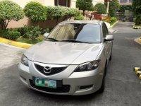 Selling Brightsilver Mazda 3 2011 in Makati