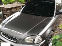 Selling Silver Honda Civic 1998 in Zamboanga