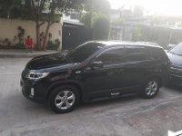 Sell Black 2015 Kia Sorento in Quezon City