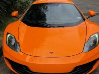 Selling Orange Hyundai Coupe McLaren 12C in Quezon