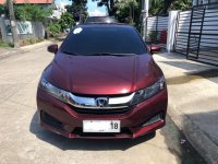 Sell Purple 2015 Honda City in Manila