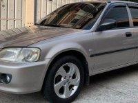 Sell Grey 2002 Honda City in Batangas