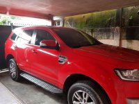 Red Ford Everest 2019 for sale in Manila