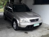 Silver Honda Cr-V 2000 for sale in Imus