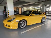 Yellow Porsche 911 1999 for sale in Muntinlupa