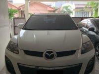 Selling White Mazda CX-7 2.5 2011 in Parañaque