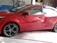 Selling Red Toyota Corolla Altis 2014 in Sampaloc