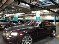 Black Rolls-Royce Wraith 2014 for sale in Manila