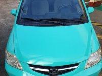 Blue Honda City 2007 for sale in Lipa City
