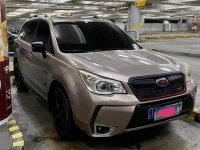 Sell Silver 2013 Subaru Forester in Manila