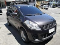 Black Suzuki Ertiga 2015 for sale in Manila