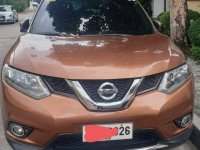 Sell Brown 2015 Nissan X-Trail in Manila