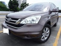 Selling Brown Honda Cr-V 2011 in Manila