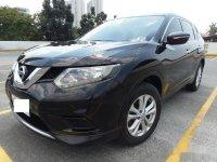 Black Nissan X-Trail 2016 for sale in Manila