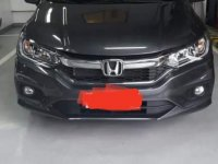 Selling Grey Honda City 2018 in Manila