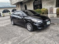 Sell Black 2013 Hyundai Accent Sedan in Bonifacio