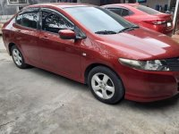 Red Honda City 2009 for sale in Balagtas